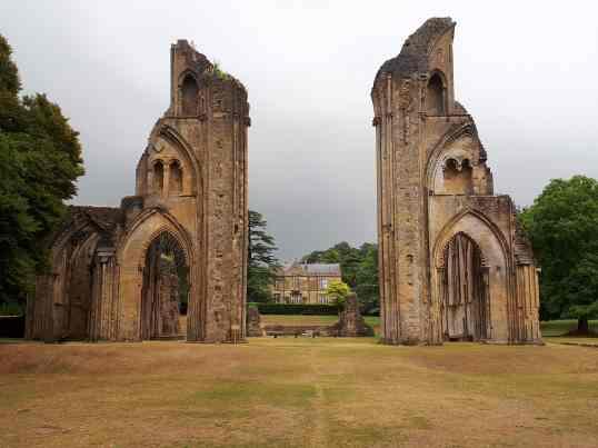 Glastonbury Abbaye